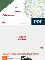 Huawei Smart PV Plant References.pdf