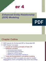 18475464 Enhanced Entity Relationship EER Modeling[1]