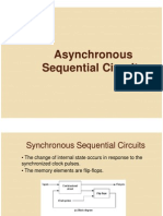 Analysis Design Asynchronous Sequential Circuits