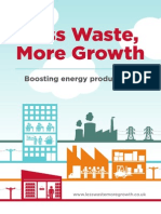 Less Waste More Growth Report