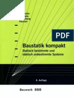 Baustatik Kompakt 6.Auflage