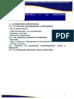 Unidad1 La Industria Audiovisual 2012-2013