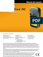 MANUAL DE USUARIO GPS GARMIN TREX HC