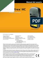 MANUAL DE USUARIO GPS GARMIN TREX HC