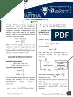 15.- Ecuaciones Trigonometricas