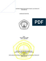 Cover + Daftar isi Seminar Waktu Edar Shovel PC4000