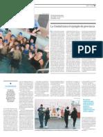 Clases mixtas de educación física en provincia de Buenos Aires