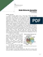 Ácido Cítrico de Aspergillus