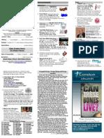 oct 3 2015 bulletin