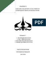 Chapter 14 : Audit Siklus Penjualan dan Penagihan