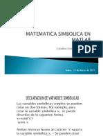 4 Matematica Simbolica