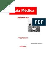 Cuadro Medico MAPFRE Valladolid