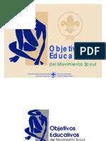 Malla de Objetivos Educativos