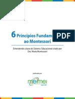 6 Principios Fundamentais - Montessori