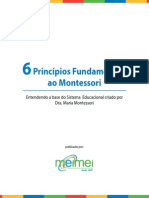 6 Principios Fundamentais - Montessori