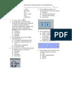 Evaluacion de Tecnologia e Informatica