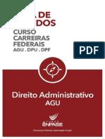 Guia de Estudos Direito Administrativo AGU
