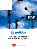 Peikko Lifting Systems