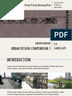 351 Landscape Urban Compendium