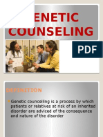 Genetic Counsellinng
