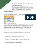 Introdução Aos Medidores de Vazão Doppler Ultrassônico