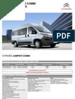 Citroen Jumper Combi Lista de Preturi 08 2015