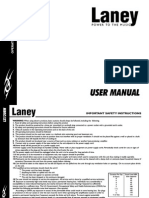 Laney manual de usuario