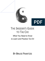 Insiders Guide to Tai Chi