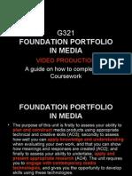 Foundation Portfolio Guide