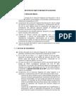 Documentación Obligatoria Técnica Según La Tipología de La Propuesta