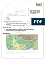Geography 6 Physiography of India 2