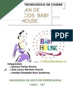 Plan de Negocios Baby House