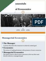 The Fundamentals of Managerial Economics (Fixed)