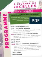 Programme journée AGPG de Docelles