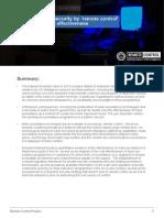 Mass Surveillance Briefing Paper