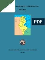 Peace Corps Tunisia Welcome Book Fall 2012