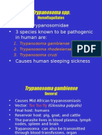 Trypanosomiasis & Leishmaniasis.ppt
