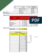 Avance Excel