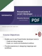 PowerCenter Level1 Unit01