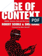 Scoble, Robert & Israel, Shel-Age of Context_ Mobile, Sensors, Data and the Future of Privacy (2013)