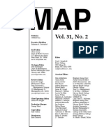 UMAP 2010a Vol. 31 No. 2