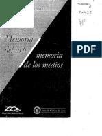 """Steimberg, Oscar (2003) Las dos direciones de la enunciacion transpositiva. El cambio de rumbo en la mediatización de relatos y géneros."""" en  Figuraciones - Memoria del artememoria de los medios, Nº 1-2"""