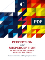 Perception and Misperception in American and Chinese Views of the Other