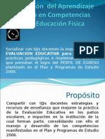 Evaluacion por Competencias para Educación Física