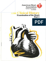 the Clinical History AHA