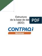DIAGRAMA DE BASE DE DATOS DE NOMIPAQ