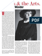 Article on Petrushevskaya (the Nation, 24 March 2014)