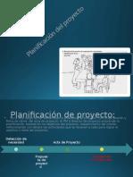 Planificación Del Proyecto 1