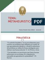 Meta Heuristica