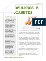 Mindfulness e Diabetes